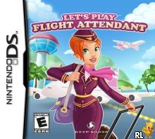 Let's Play Flight Attendant (U) Box Art