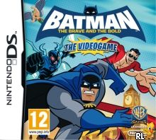 Batman - The Brave and the Bold - The Videogame (E) Box Art