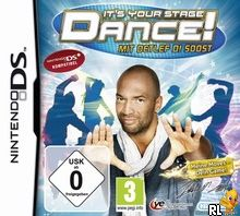 Dance! - It's your Stage (DSi Enhanced) (E) Box Art