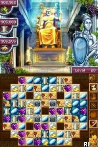 Jewel Master - Cradle of Athena (E) Screen Shot