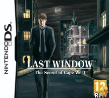 Last Window - The Secret of Cape West (E) Box Art