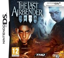 Last Airbender, The (DSi Enhanced) (E) Box Art