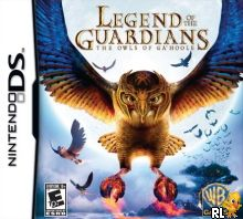 Legend of the Guardians - The Owls of Ga'Hoole (U) Box Art