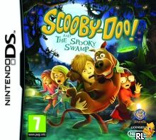 Scooby-Doo! And the Spooky Swamp (E) Box Art
