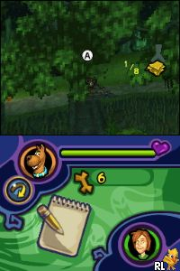Scooby-Doo! And the Spooky Swamp (E) Screen Shot