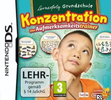 Successfully Learning - Concentration (E) Box Art