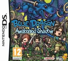 Blue Dragon - Awakened Shadow (I) Box Art