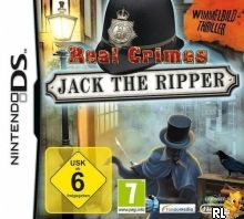 Real Crimes - Jack the Ripper (E) Box Art