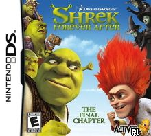 Shrek - Forever After (DSi Enhanced) (U) Box Art