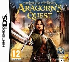 Lord of the Rings - Aragorn's Quest, The (E) Box Art