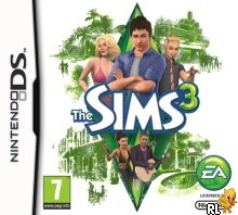 Sims 3, The (DSi Enhanced) (E) Box Art
