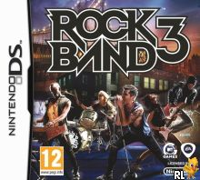 Rock Band 3 (E) Box Art