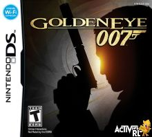 GoldenEye 007 (Trimmed 500 Mbit)(Intro) (U) Box Art