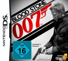 Blood Stone 007 (G) Box Art