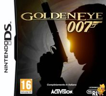 GoldenEye 007 (I) Box Art