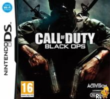 Call of Duty - Black Ops (E) Box Art