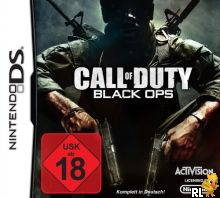 Call of Duty - Black Ops (G) Box Art