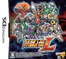 Super Robot Taisen L (J) Box Art