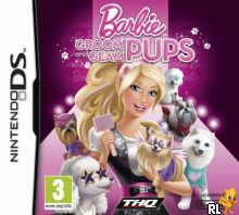 Barbie - Groom and Glam Pups (E) Box Art
