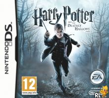 Harry Potter and the Deathly Hallows - Part 1 (E) Box Art