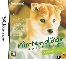 nintendogs ds r4