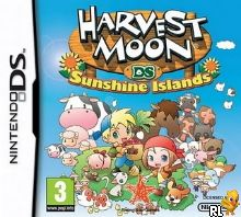 Harvest Moon DS - Sunshine Islands (E) Box Art