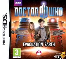 Doctor Who - Evacuation Earth (E) Box Art