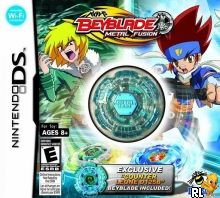 Beyblade - Metal Fusion (U) Box Art
