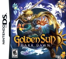 Golden Sun - Dark Dawn (U) Box Art