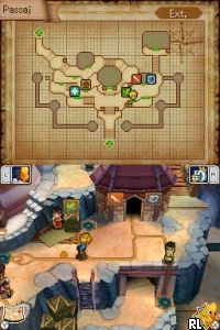Golden Sun - Dark Dawn (U) Screen Shot