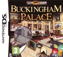 Hidden Mysteries - Buckingham Palace (E) Box Art