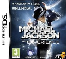 Michael Jackson - The Experience (E) Box Art