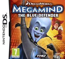 Megamind - The Blue Defender (E) Box Art
