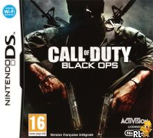 Call of Duty - Black Ops (F) Box Art