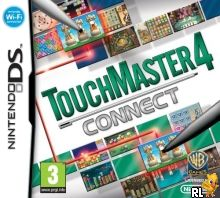 Touchmaster 4 - Connect (DSi Enhanced) (E) Box Art