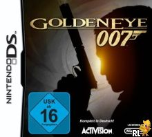 GoldenEye 007 (G) Box Art