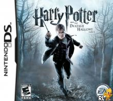 Harry Potter and the Deathly Hallows - Part 1 (U) Box Art