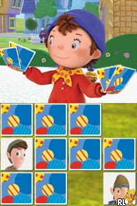 Noddy in Toyland (E) Screen Shot
