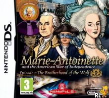 Marie-Antoinette and the American War of Independence - The Brotherhood of the Wolf (E) Box Art