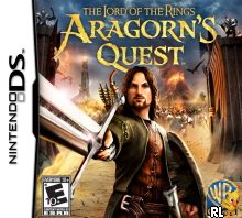 Lord of the Rings - Aragorn's Quest, The (U) Box Art