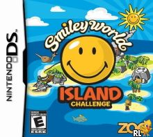 Smiley World - Island Challenge (U) Box Art