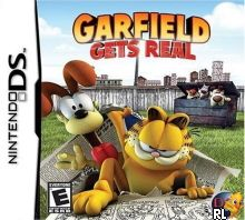 Garfield Gets Real (U) Box Art