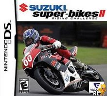 Suzuki Super-Bikes II - Riding Challenge (U) Box Art