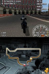 Suzuki Super-Bikes II - Riding Challenge (U) Screen Shot