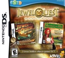 Jewel Quest - Mysteries (U) Box Art