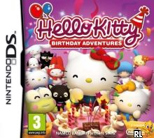 Hello Kitty - Birthday Adventures (E) Box Art