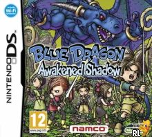 Blue Dragon - Awakened Shadow (E) Box Art