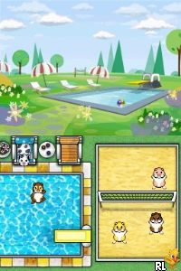 Zhu Zhu Pets 2 - Featuring The Wild Bunch (DSi Enhanced) (U) Screen Shot