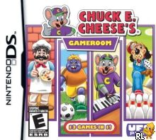 Chuck E. Cheese's Gameroom (U) Box Art