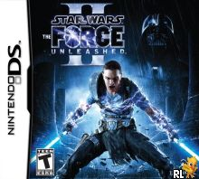 Star Wars - The Force Unleashed II (U) Box Art